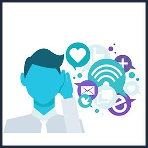 مدیریت توجه در شبکههای اجتماعی